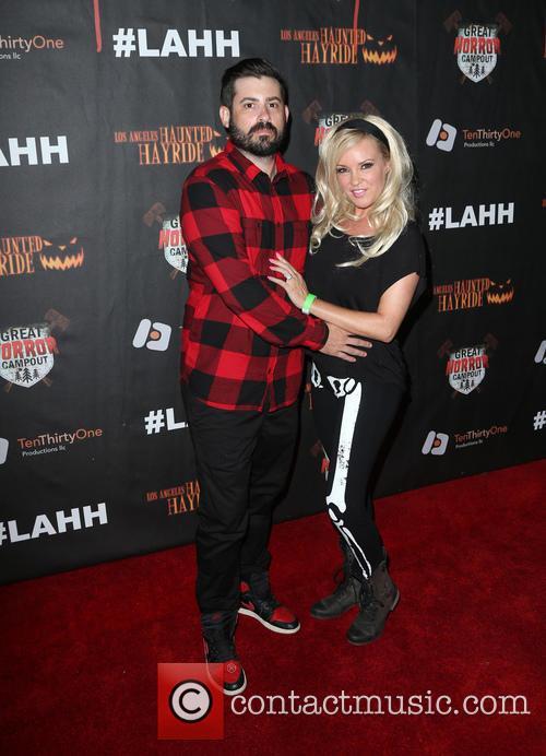 Bridget Marquardt and Nick Carpenter 2