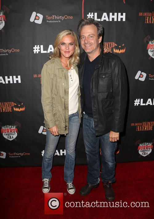 Elaine Hendrix and Salvator Xuereb 6