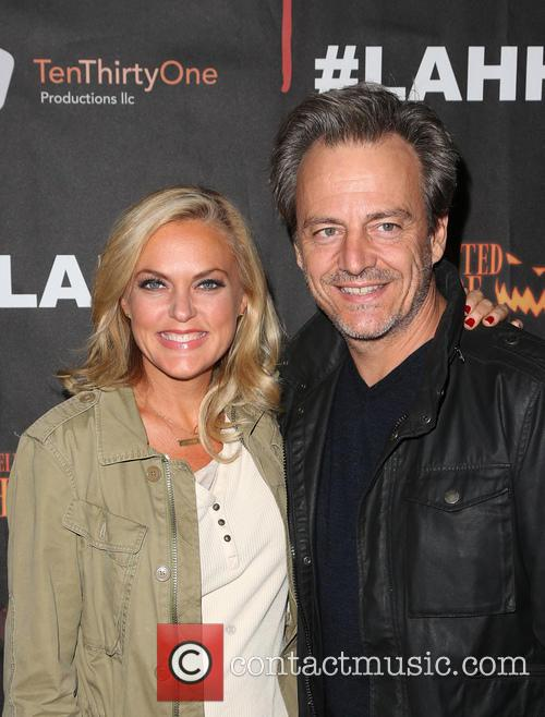 Elaine Hendrix and Salvator Xuereb 7
