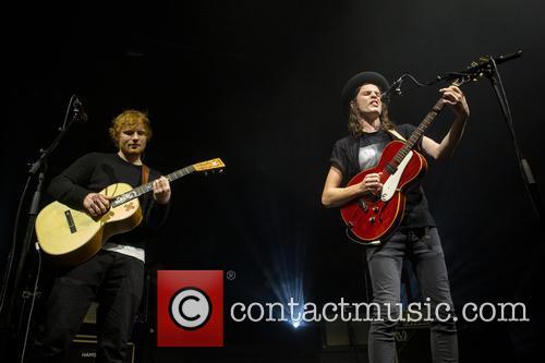 James Bay and Ed Sheeran 3