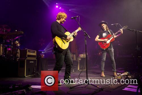 James Bay and Ed Sheeran 11