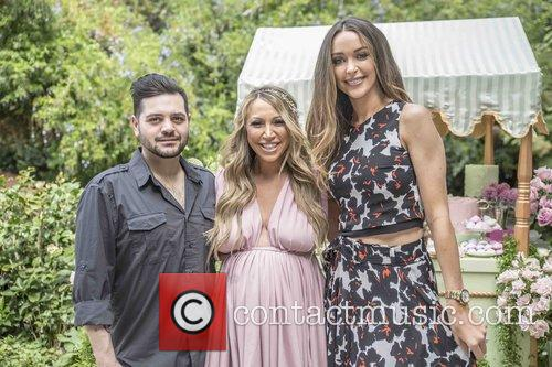 Diana Madison, Michael Costello and Courtney Bingham Sixx 2