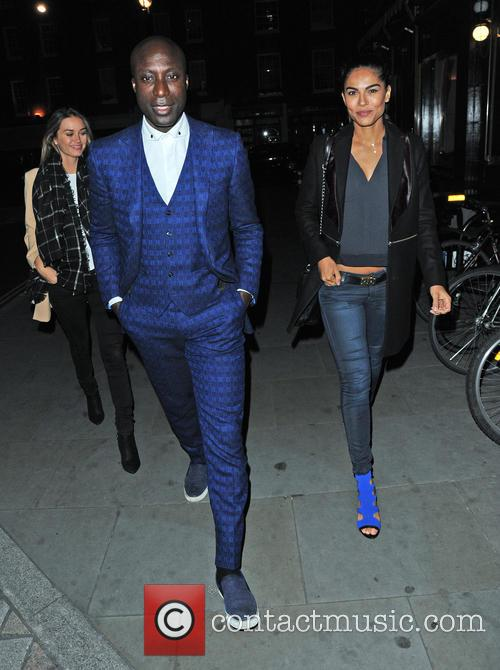 Celebrities visit Chiltern Firehouse