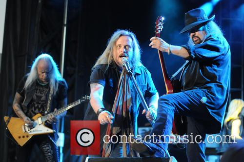 Lynryd Skynyrd at Louder Than Life festival