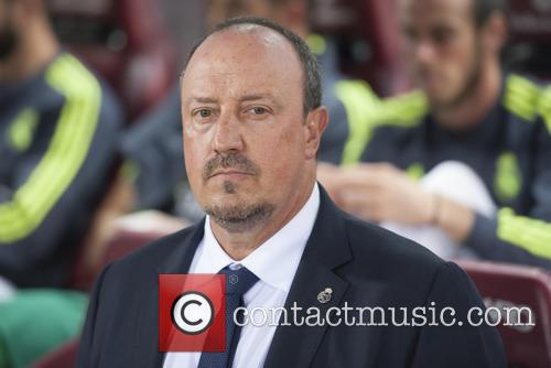 Real Madrid and Rafael Benitez