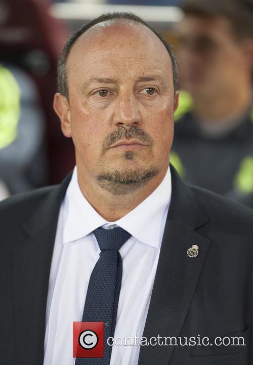 Real Madrid and Rafael Benitez 5