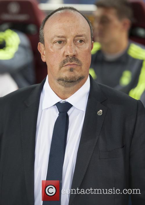 Real Madrid and Rafael Benitez 1