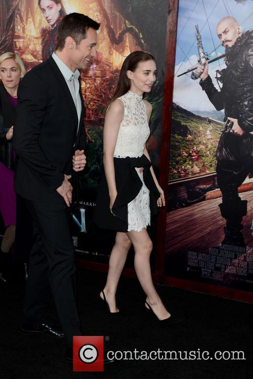 Hugh Jackman and Rooney Mara