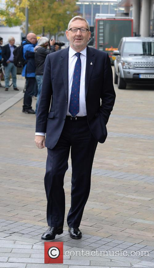 David Cameron and Len Mccluskey 1
