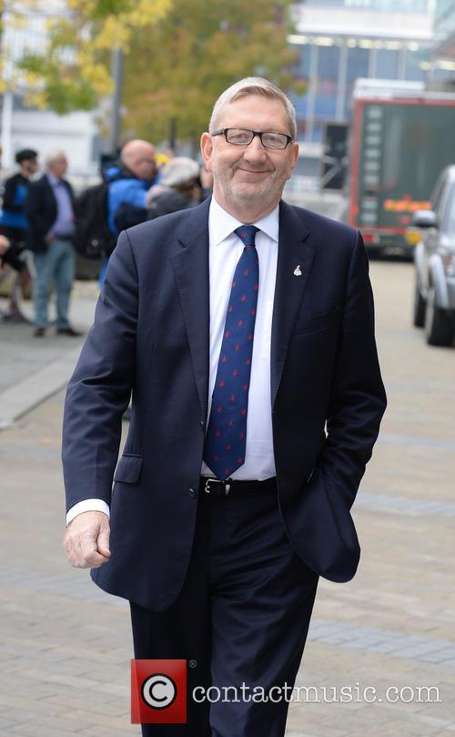 David Cameron and Len Mccluskey 9