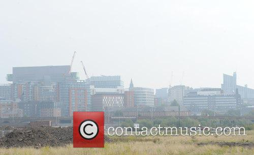 Misty Moring In Manchester 5