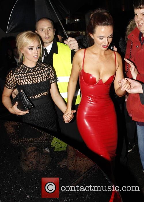 Jennifer Metcalfe and Georgie Porter 2