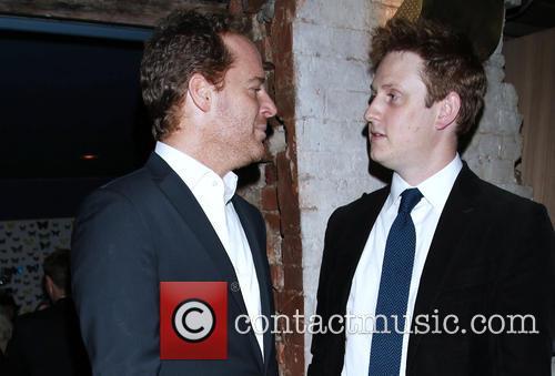 Adam James and Richard Goulding 1
