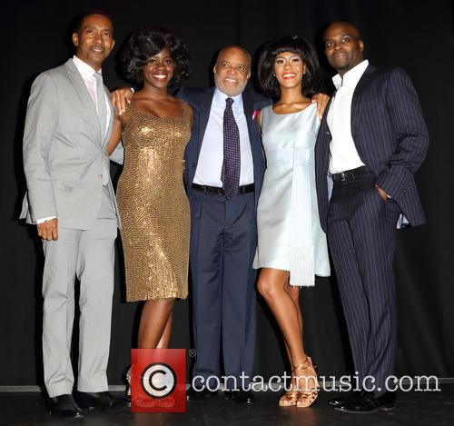 Berry Gordy and Guests 2