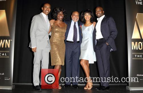 Berry Gordy and Guests 3