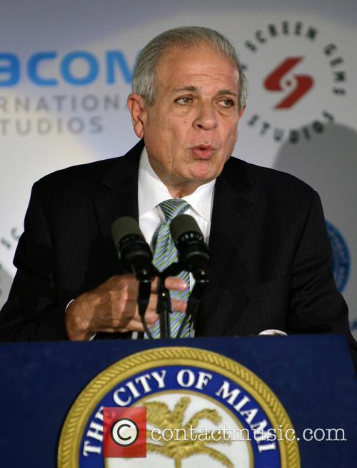 Tomas P. Regalado and Mayor City Of Miami 5