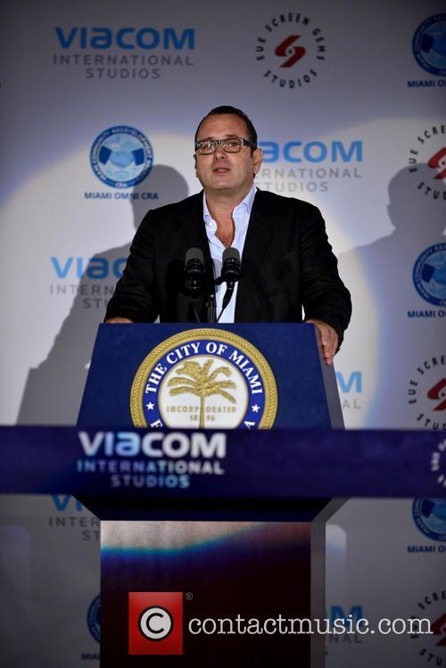 Pierluigi Gazzolo President Of Viacom International Networks Americas 6