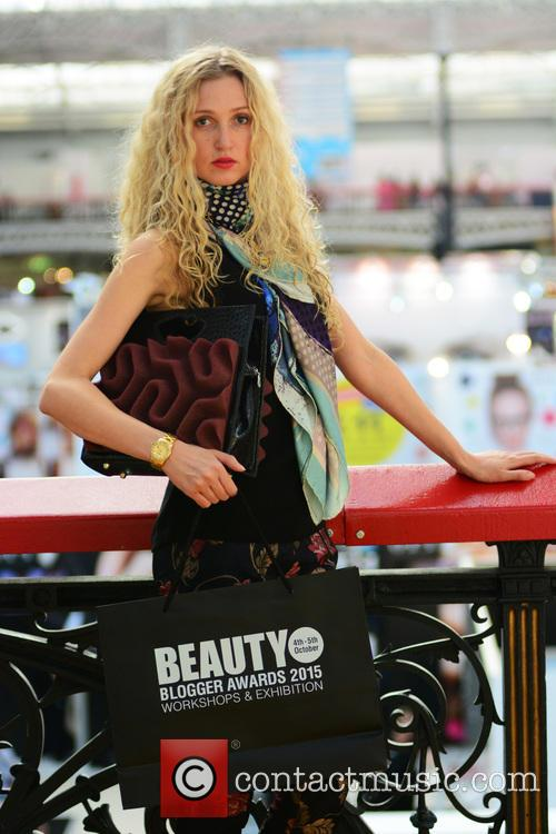Tamara Dumas, Model and Fashion Editor For Ikon London Magazine 2