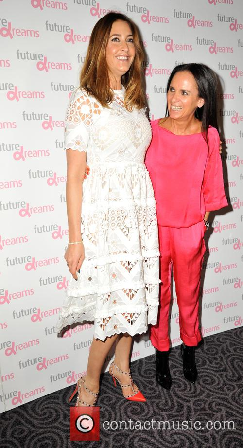 Lisa Snowdon and Mel C 2