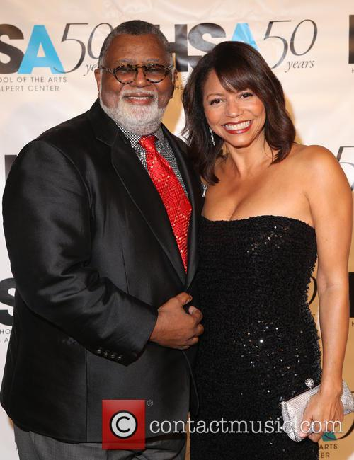 Alexander Smalls and Gloria Reuben 1