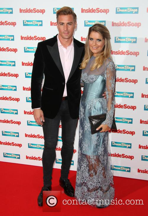 Gemma Oaten and Matt Evers 2