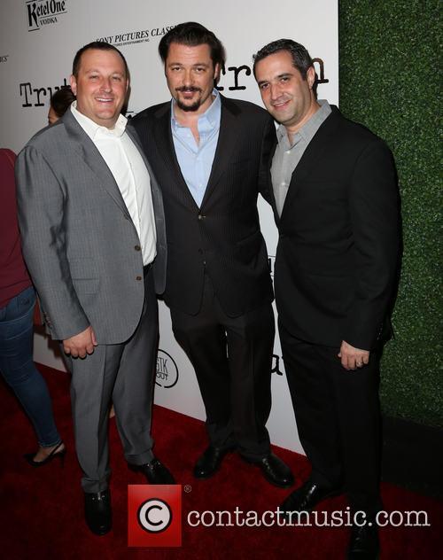 William Sherak, James Vanderbilt and Bradley J. Fischer