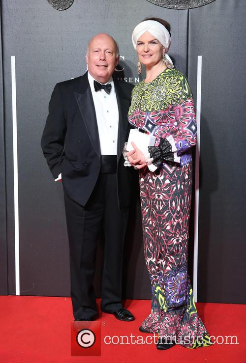 Julian Fellowes and Lady Fellowes 2