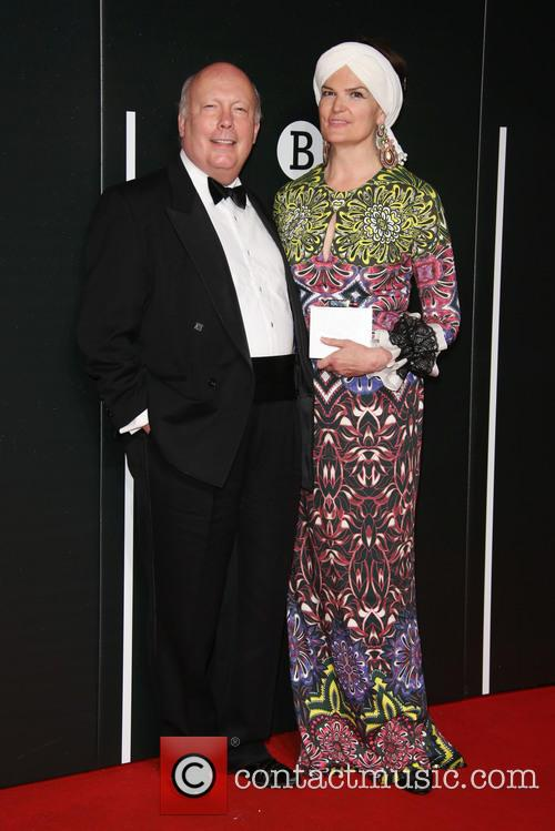Julian Fellowes and Lady Fellowes 1