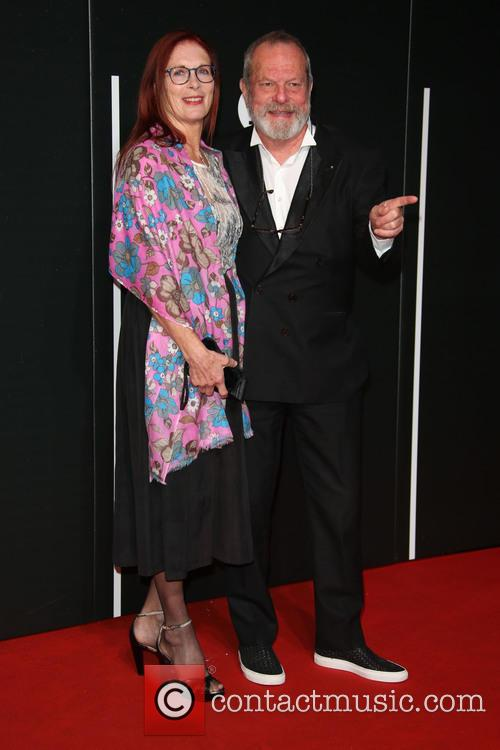 Maggie Weston and Terry Gilliam 1