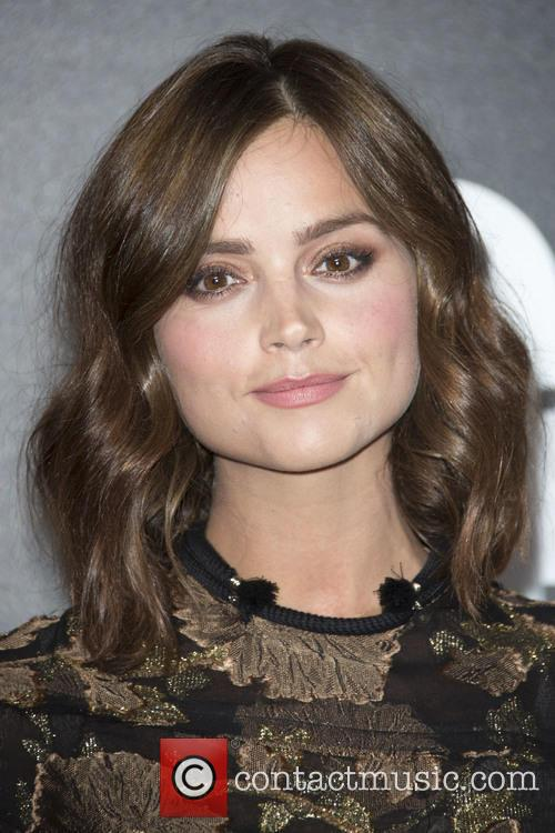 Jenna Coleman and Jenna Louise Coleman 1