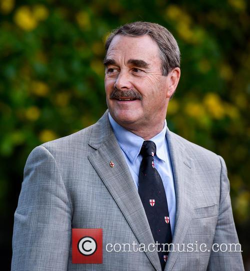 Nigel Mansell 8