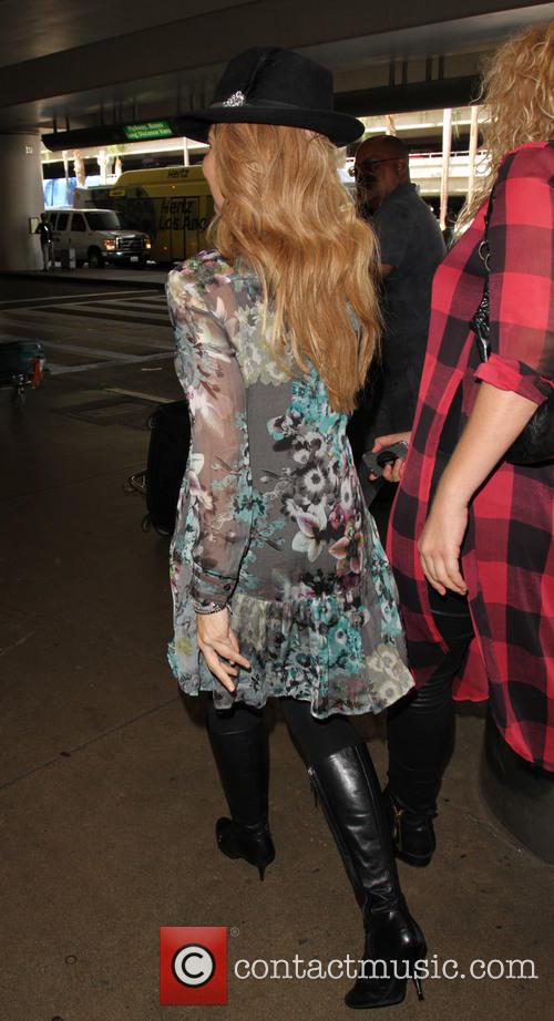 Mexican pop diva Gloria Trevi arrives at Los...