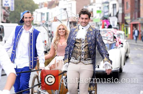 James Argent, James Arg Argent, Matt Dallen and Emily Trebicki 2