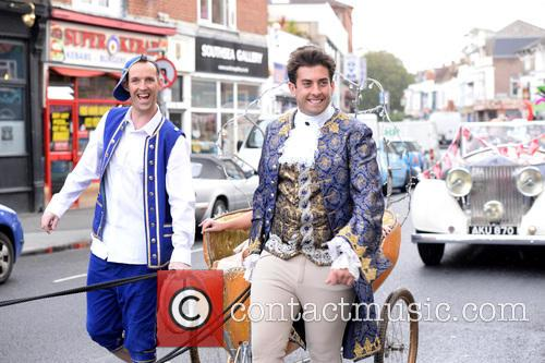 The launch of 'Cinderella' Christmas panto