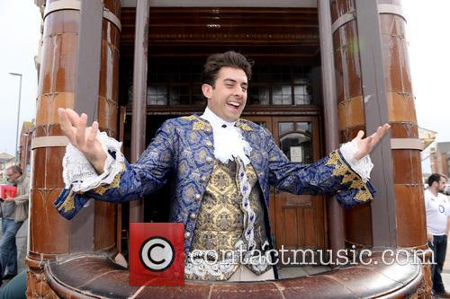 James Argent and James Arg Argent 9
