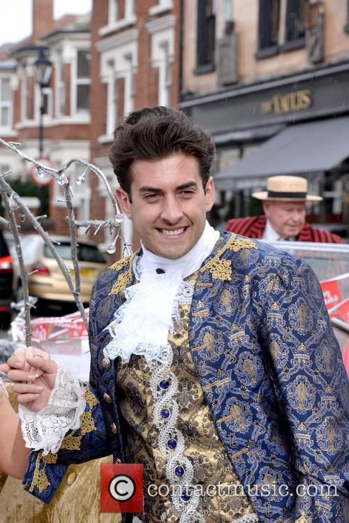 James Argent and James Arg Argent 10