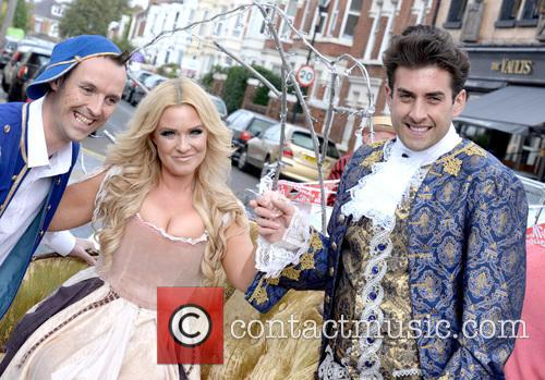 James Argent, James Arg Argent, Matt Dallen and Emily Trebicki 1
