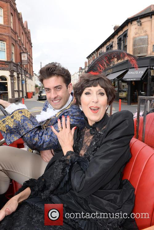 James Argent, James Arg Argent and Anita Harris 3