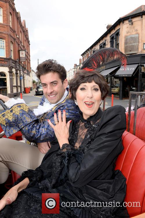 James Argent, James Arg Argent and Anita Harris 4