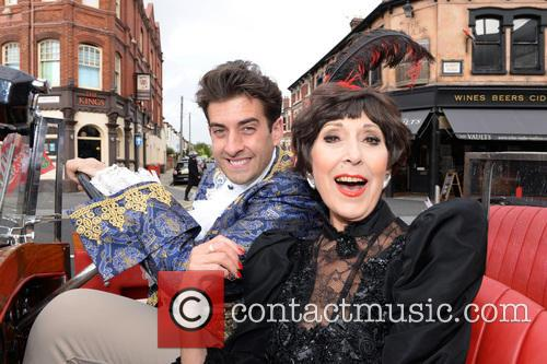 James Argent, James Arg Argent and Anita Harris 6