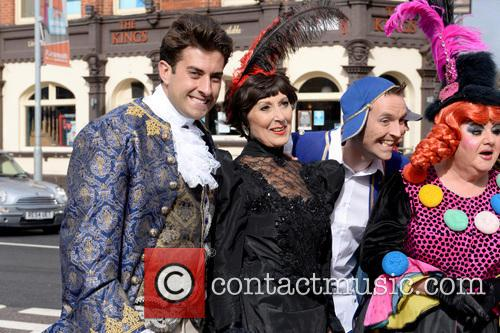 James Argent, James Arg Argent and Anita Harris 8