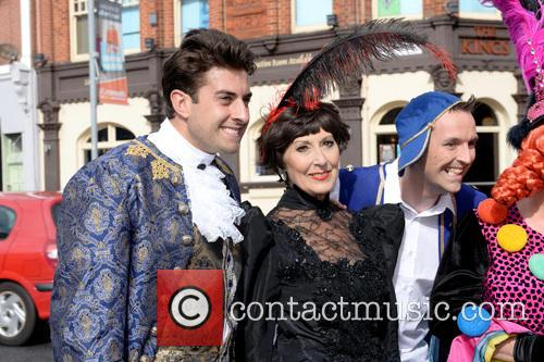 James Argent, James Arg Argent and Anita Harris 9