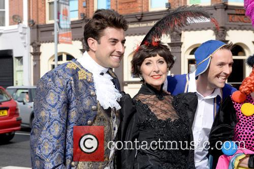 James Argent, James Arg Argent and Anita Harris 10