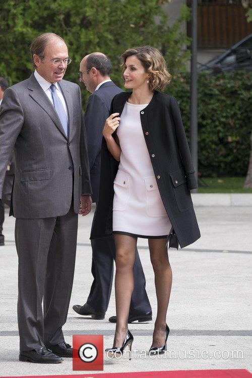 Queen Letizia Of Spain 3