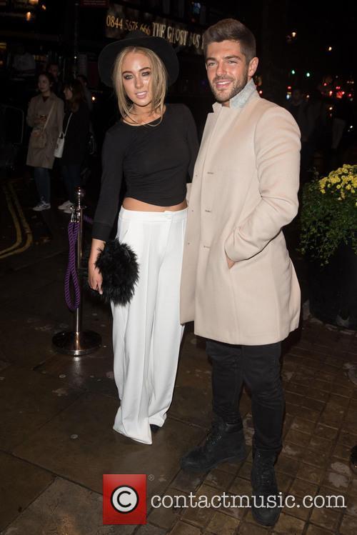 Nicola Hughes and Alex Mytton 1