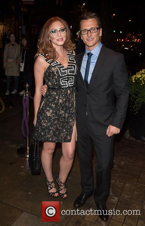 Natasha Hamilton and Ritchie Neville 3