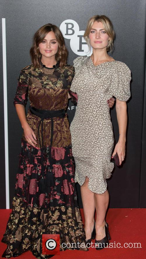 Jenna Coleman and Sally Oliver 1