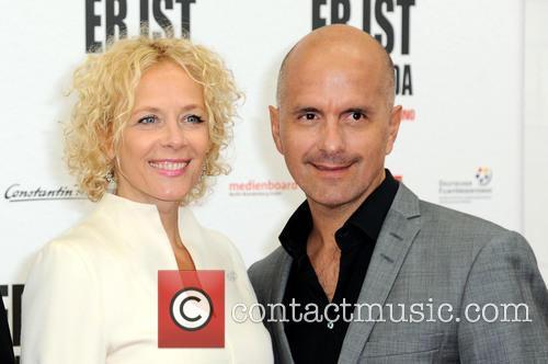 Katja Riemann and Christoph Maria Herbst 1