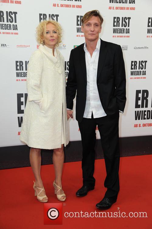 Katja Riemann and Oliver Masucci 3