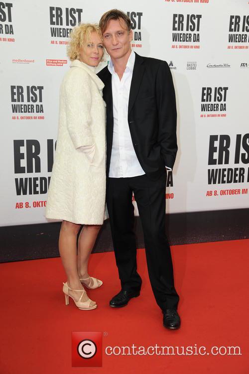 Katja Riemann and Oliver Masucci 4